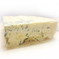 Blue stilton cheese Image