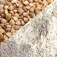 แป้งบัควีท Buck wheat flour Image