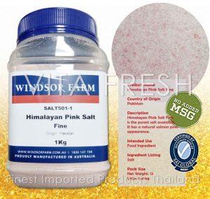 Himalayan Pink Salt Image