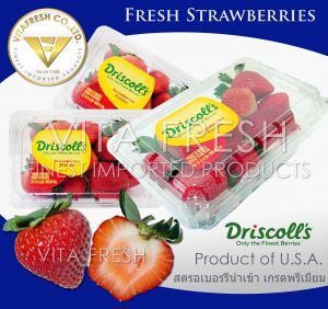 Fresh strawberry Driscoll