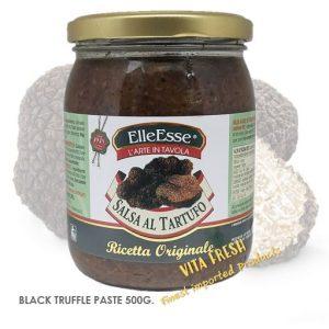 เพสเห็ดทรัฟเฟิลดำ Black Truffle Paste